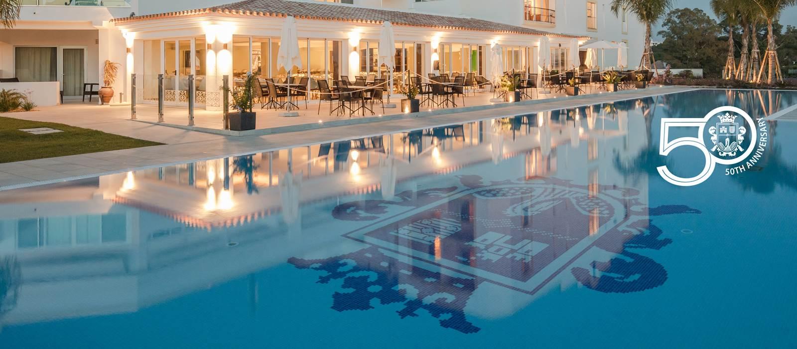 Dona Filipa Hotel Luxury 5 Star Algarve Hotel