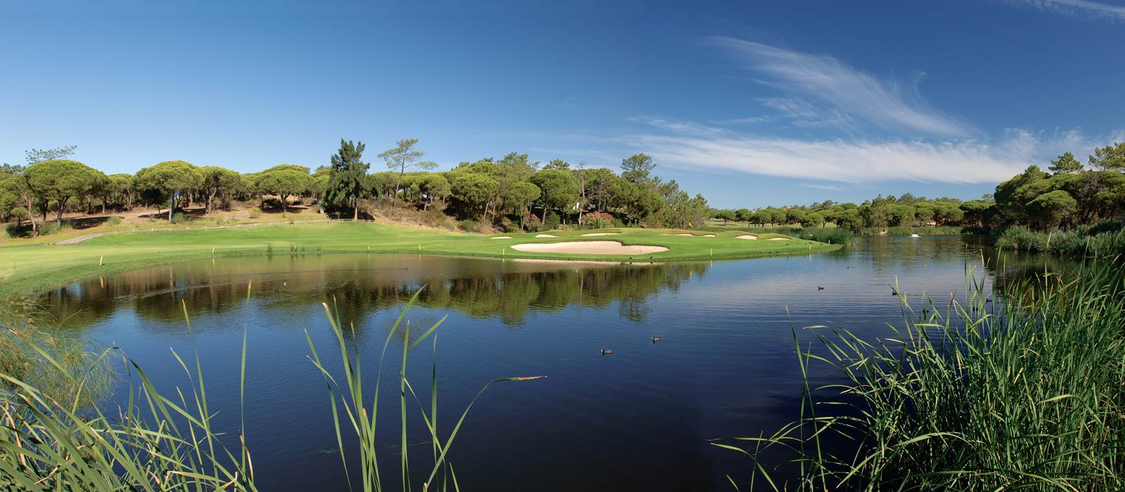 18th Hole at San Lorenzo Golf Course, Algarve