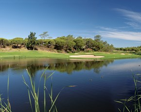 6th Hole at San Lorenzo Golf Course, Algarve