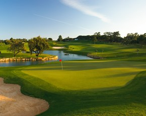 8th Hole Olives Course at Pinheiros Altos