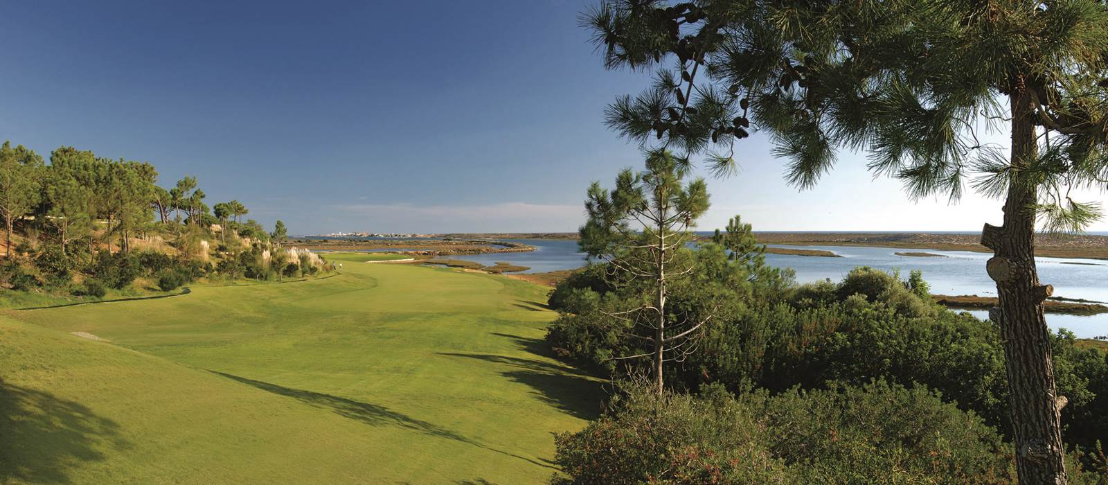 7th Hole at San Lorenzo Golf Course, Algarve
