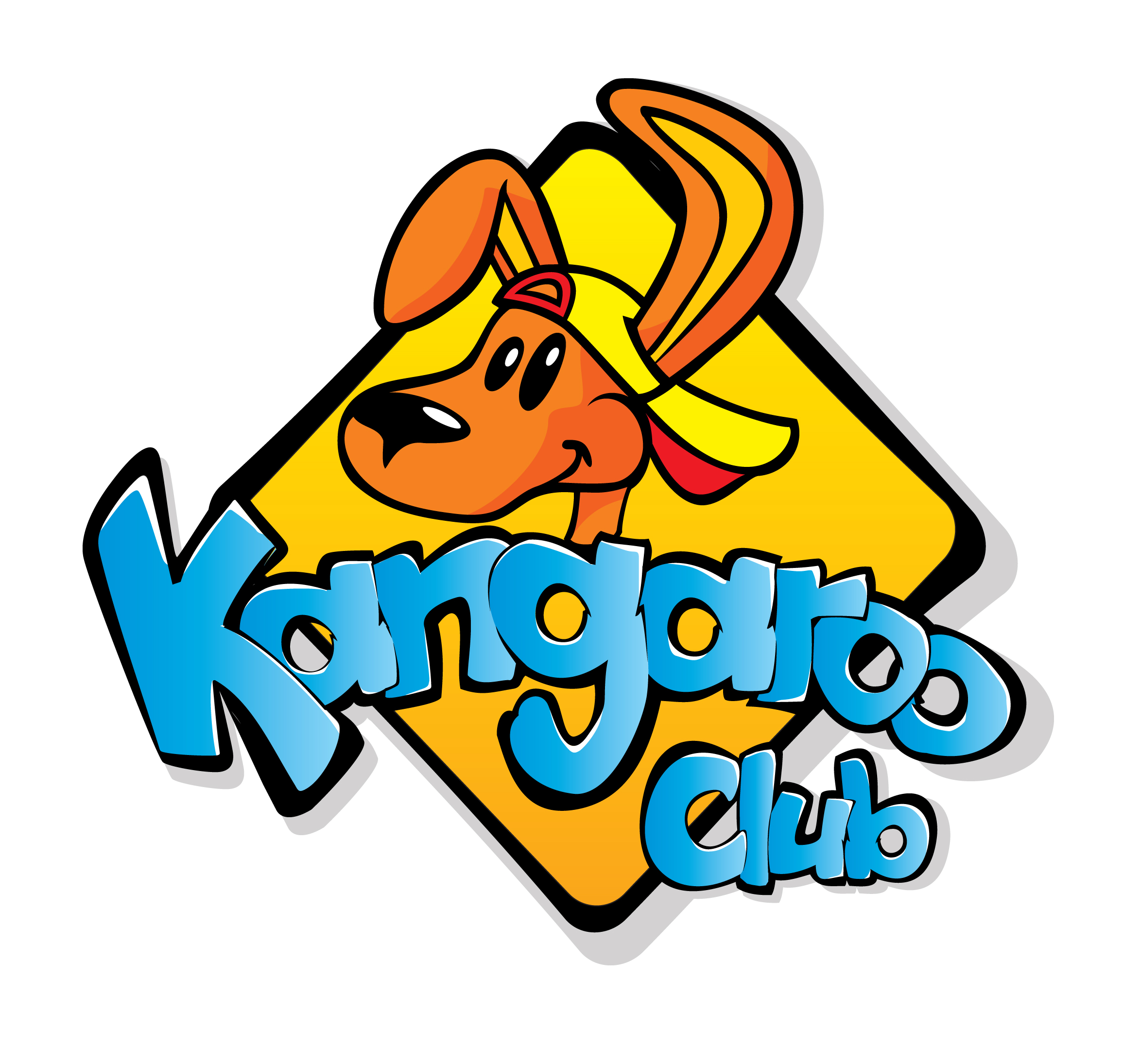 Kangaroo Club Logo, Dona Filipa Hotel in Algarve