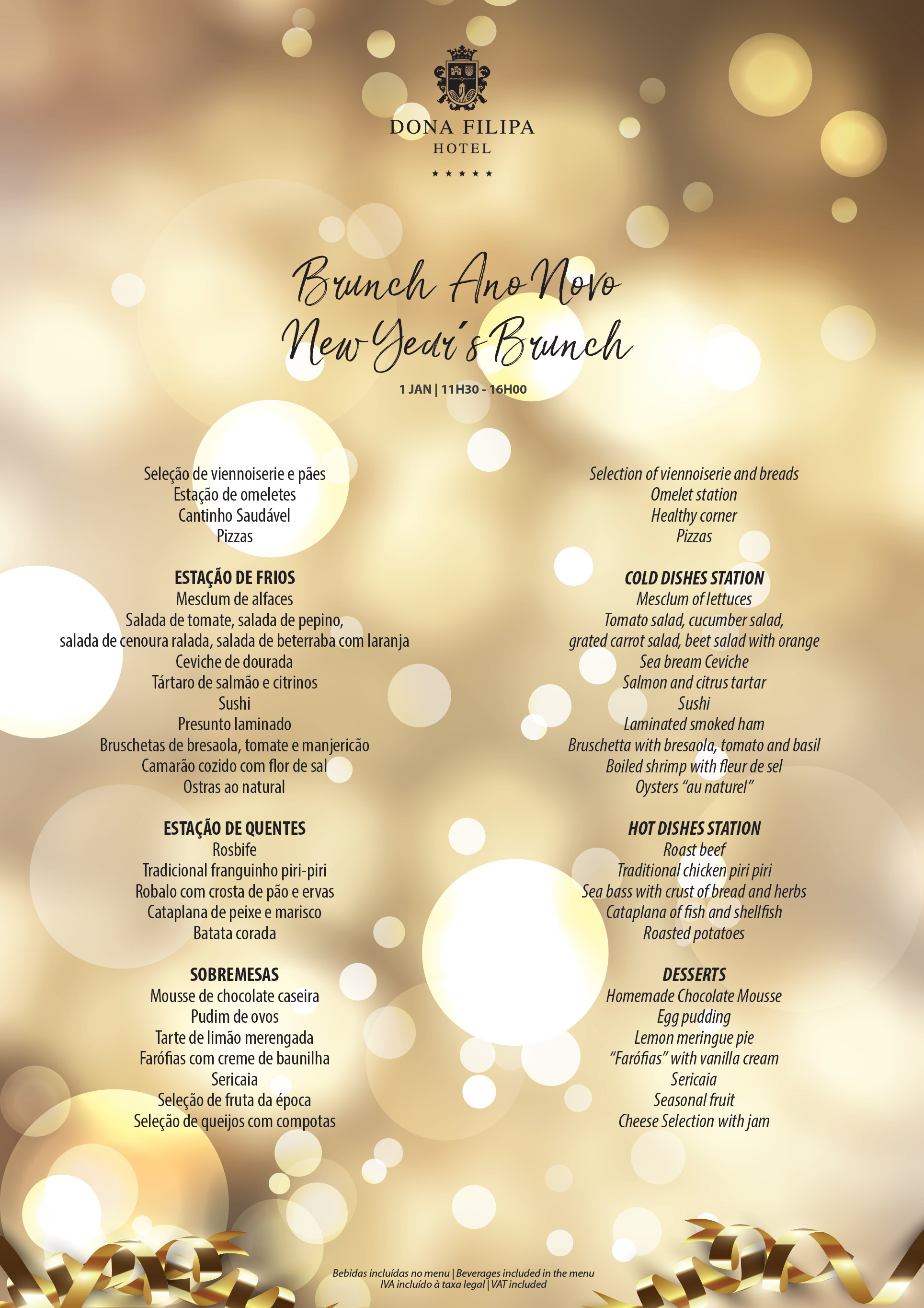 see brunch menu
