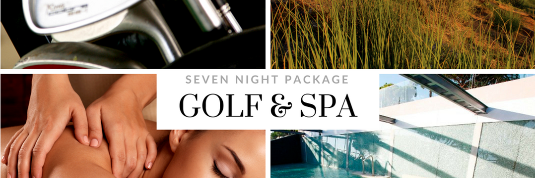 Seven Night Golf & Spa Package