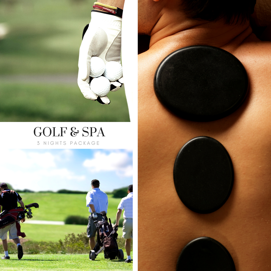 Three Night Golf & Spa Package